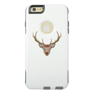 Merry Christmas Reindeer OtterBox iPhone 6/6s Plus Case
