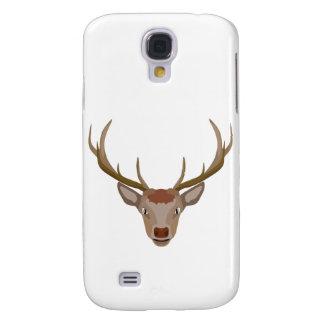 Merry Christmas Reindeer Samsung Galaxy S4 Covers