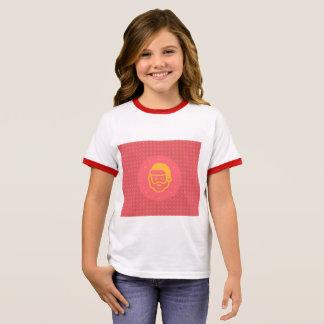 Merry Christmas Ringer T-Shirt
