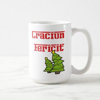 Merry Christmas (Romanian) Christmas Mug