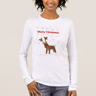 Merry Christmas Rudolph Shirt