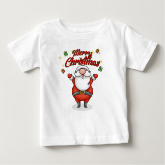 Merry Christmas Santa Baby T-Shirt