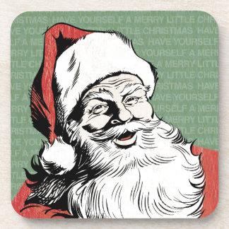 Merry Christmas Santa Claus! Coasters