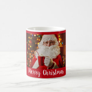 Merry Christmas Santa Claus Mug