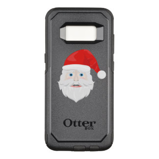 Merry Christmas Santa Claus OtterBox Commuter Samsung Galaxy S8 Case
