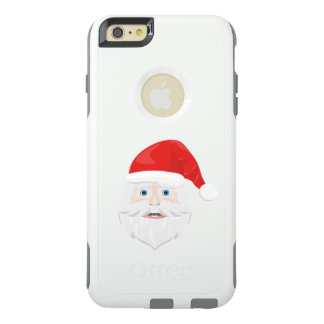 Merry Christmas Santa Claus OtterBox iPhone 6/6s Plus Case