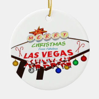 Merry Christmas SANTAS Ornament