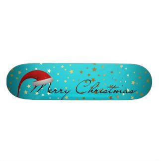 Merry Christmas Season Skateboard Deck