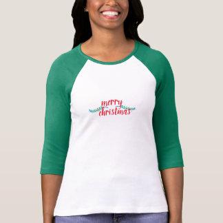 merry christmas shirt design mistletoe womans top