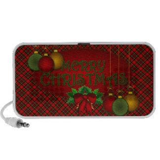 Merry Christmas iPhone Speaker