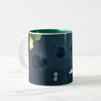 Merry Christmas_stair_mug Two-Tone Coffee Mug