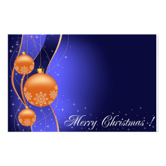 merry christmas stationery paper