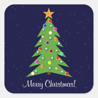 Merry Christmas, Sticker
