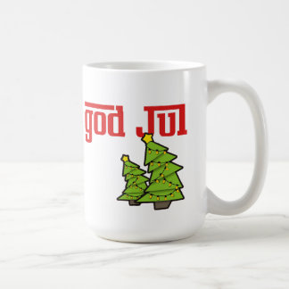 Merry Christmas (Swedish) Christmas Mug