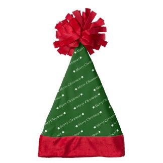 merry christmas,text,green santa hat