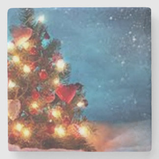 Merry christmas to _coaster stone coaster