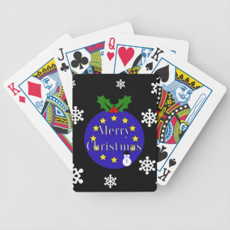 """Merry Christmas..To EU!"" Brexit Christmas Bicycle Playing Cards"