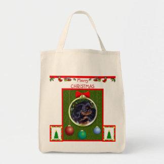 Merry Christmas Tote Bags