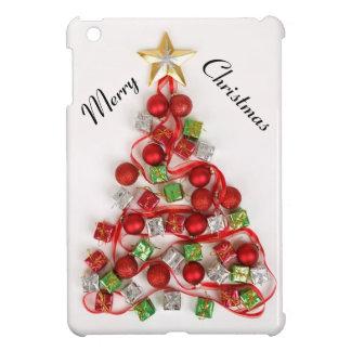 Merry Christmas Tree iPad cover