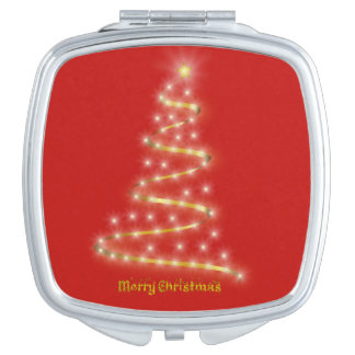 Merry Christmas Vanity Mirror