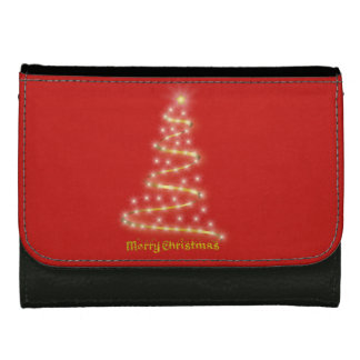 Merry Christmas Women's Wallet
