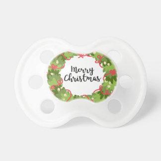 MERRY CHRISTMAS WREATH, Cute Dummy