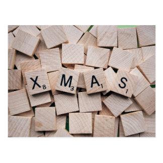 Merry christmas,Xmas Postcard