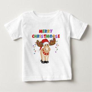 Merry Christmoose Christmas Gift T-shirt