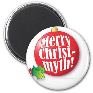 Merry Christmyth! Magnet