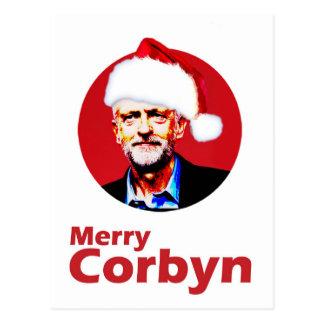 Merry Corbyn - Postcard