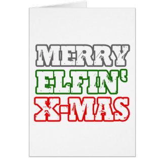 MERRY ELFIN XMAS -.png Card