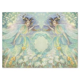 Merry Fairy Vintage Composite Tissue Paper
