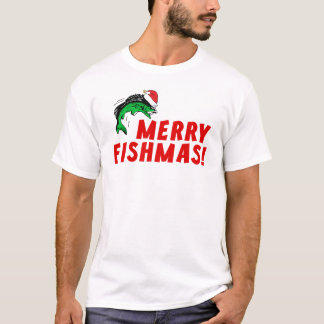 MERRY FISHMAS! T-Shirt