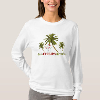 Merry Florida Christmas T-Shirt