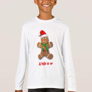 Merry Gingerbread Man T-Shirt