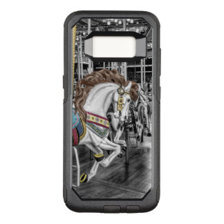 Merry Go Round Carousel Photography OtterBox Commuter Samsung Galaxy S8 Case