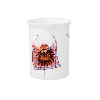 merry haggis pitcher