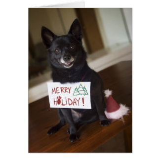 Merry Holiday Card