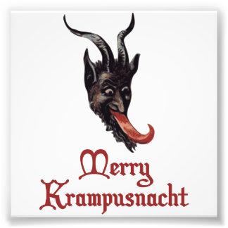 Merry Krampusnacht Photo Art