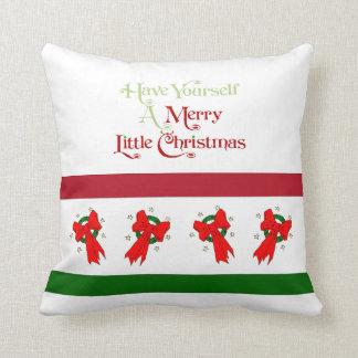 Merry Little Christmas - Pillow