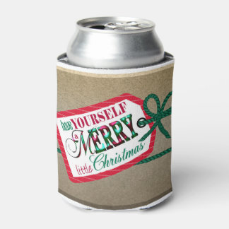 Merry Little Christmas MLCa Can Cooler