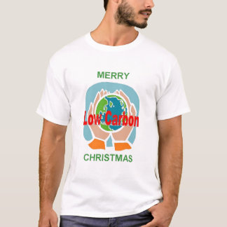 Merry Low Carbon Christmas T-Shirt