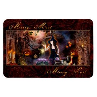 Merry Meet Merry Part Magickal Witch Magnet
