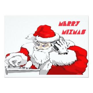 Merry Mixmas 14 Cm X 19 Cm Invitation Card