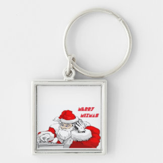 Merry Mixmas Key Ring