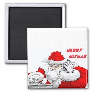 Merry Mixmas Magnet
