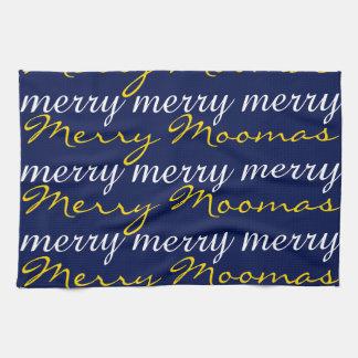 """""""Merry Moomas"""" Kitchen Towel"""