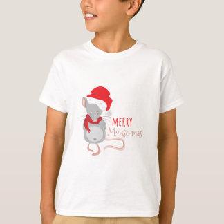 Merry Mouse-mas T-Shirt