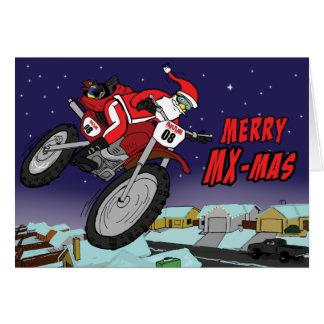 Merry MX-Mas Card