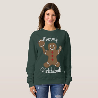 Merry Pickleball Sweatshirt